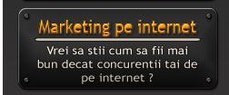Studiaza concurenta prin Marketing online