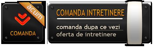 Comanda din oferta de intretinere website
