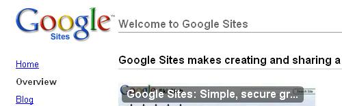 google-sites