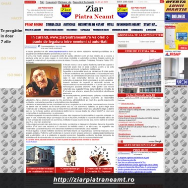ziar Piatra Neamt