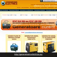 Generatoare electrice