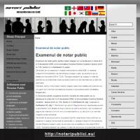 Notari publici