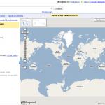 Pasul 2 - Harta principala Google Maps